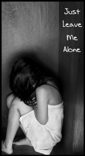 Leave Me alone emo :: leave me quotes ::