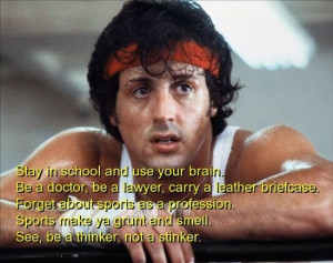 Movie, rocky balboa, quotes, sayings, famous, sports