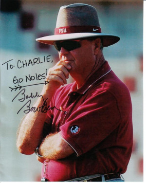 Bobby Bowden Images