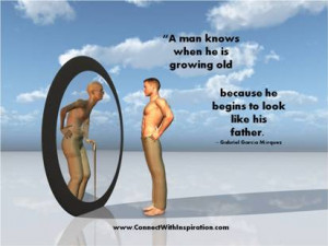 Father's Day Quotes, Quote About Father Son Looking Alike