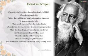 rabindranath tagore poem wallpaper , yellow , white and black color