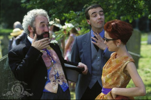 Still of Simon Callow, John Hannah and Charlotte Coleman in Four ...