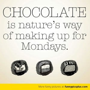 funny-chocolate-quote.jpg (540×542)