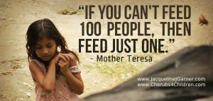 Mother Teresa ~