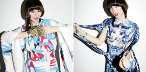 Karen O is gracing the cover of Nylon Magazine this month– and she ...
