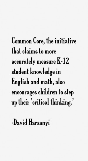 David Harsanyi Quotes & Sayings