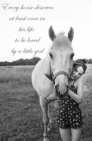 horse #quotes #girl #horse #love