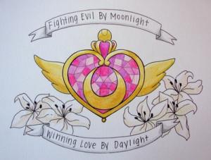 Fighting Evil by Moonlight, Winning Love by Daylight by daintytea ...