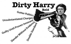 ... Tank Finds Dingy Harry, Senate Democrats Responsible For Gridlock