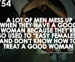 appreciate a good woman quotes