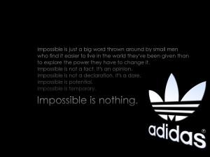Adidas Three Stripes Logo Simple HD Wallpaper