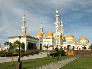 Masjid Sultan Hassanal Bolkiah, Cotabato City