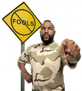 ... to pass out the first of 52 weekly Shut up Fool Awards for the 2K12
