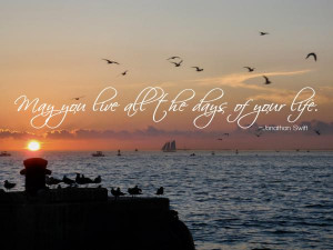... SQUARE SUNSET quote Photograph - MALLORY SQUARE SUNSET quote Fine