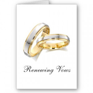 Quotes Renewing Marriage Vows ~ Traditional Wedding Vows | Traditional ...