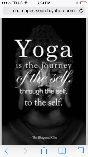 quotes about yoga and balance quotesgram