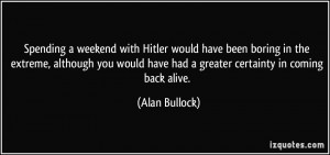 Funny Hitler Quotes...