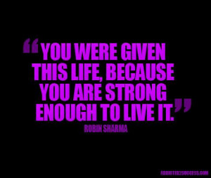 ... you are strong enough to live it cuts and scars quotes added by cuts