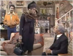 sanford and son 03x13 wine women and aunt esther a k a leaving