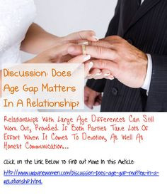 Does Age Gap Matter In A Relationship? - Relationships With Large Age ...