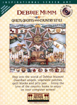 Quilts, Quotes and Country Style