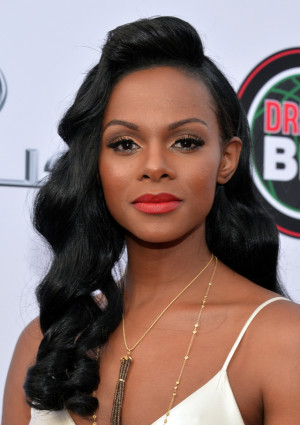 Tika Sumpter Hair