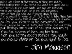All Graphics » jim morrison quotes