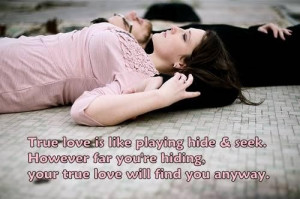 Quotes that say i love you without saying it