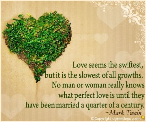 Perfect Marriage - Mark Twain