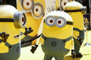 Despicable Me' Minions Movie Release Date 2015: Trailer Video ...