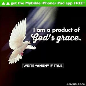 GOD'S GRACE!!!
