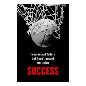 Basketball Quotes Posters & Prints