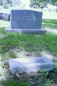Cal Hubbard Grave