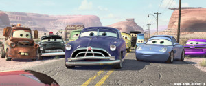 Doc Hudson: Hohoho. Is that right? Then why don't we just have a ...