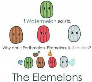 funny, love, quotes, watermelon