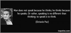 More Octavio Paz Quotes