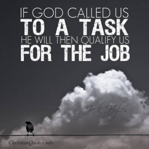 Jack Hyles Quote – God's Calling For Us