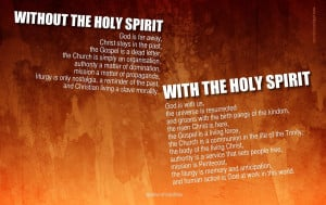 "One thought on "" Praying in the Holy Spirit """