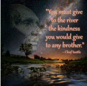 Native American Indian quote