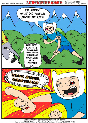 Adventure Time Finn Quotes Check out adventure time