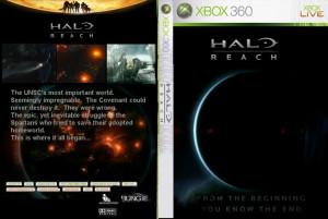 Halo Reach Custom Box