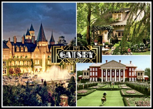 ... new movie version of the great gatsby dazzled me jay gatsby s mansion