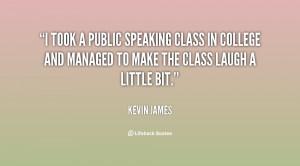 public speaking q