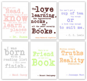 Lil' Baby Bookworm Baby Shower - Quote Prints on Flickr.Quotes put ...