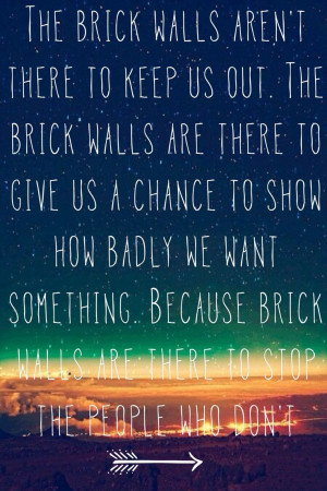 Randy Pausch, The Last Lecture. Honestly, everyone should look up his ...