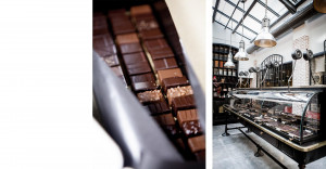 le chocolat alain ducasse the alain ducasse new chocolate manufacture ...