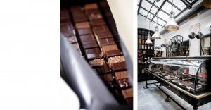 le chocolat alain ducasse the alain ducasse new chocolate manufacture ...