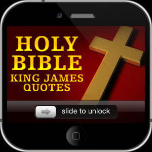 Bad App Reviews for Holy Bible: King James Quotes HD Wallpapers