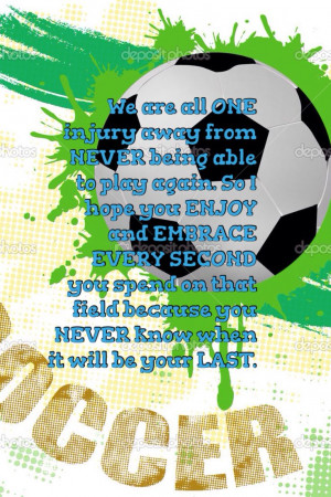 Soccer Passion Quotes Image...