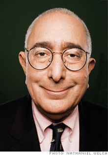 Ask Ben Stein about the gold standard and the wisdom of the market, it ...